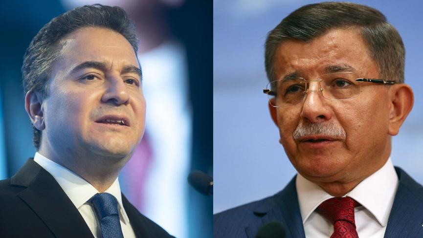 Davutoğlu ve Babacan'dan Hrant Dink Vakfı'na destek