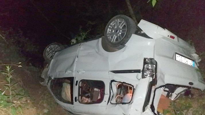 Hatay'da feci kaza: Üç kişi hayatını kaybetti