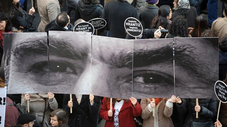 Hrant Dink Vakıfı'na ölüm tehdidi Emniyet'i harekete geçirdi