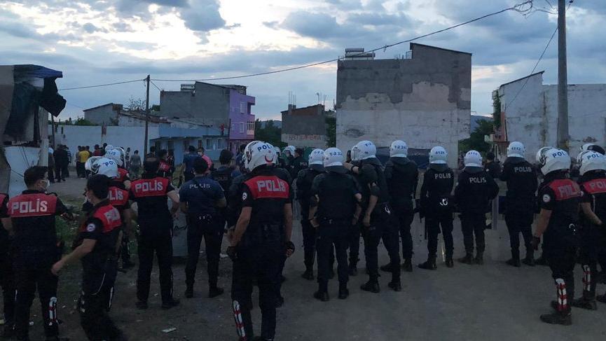 Bursa'da silahlı çatışma: 1 polis şehit oldu ve 2 kişi öldü!