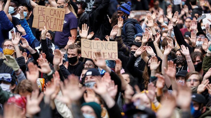 ABD'nin rakibinden sosyal medyada protesto göndermesi