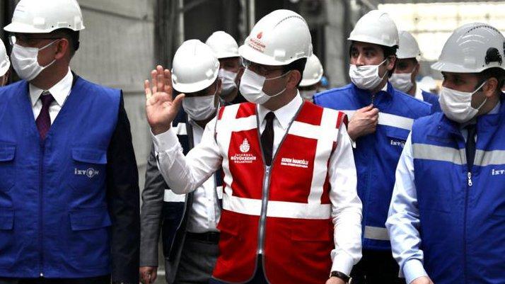İmamoğlu'ndan 'Kanal İstanbul' çıkışı: Boşboğazlık