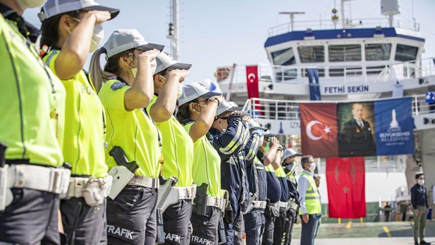 Fethi Sekin'in adı İzmir Körfezi'nde yaşatılacak