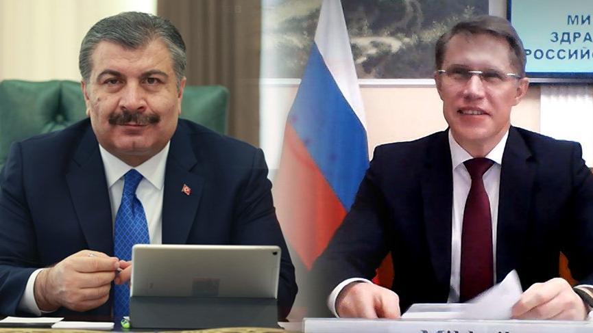 Türkiye ve Rusya'dan corona aşısı kararı!