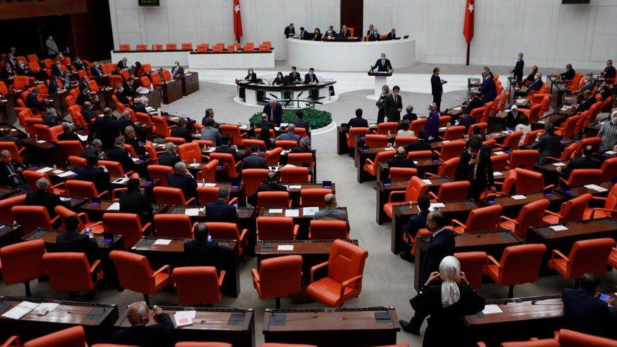 Meclis'te CHP ve İYİ Parti'den dikkat çeken corona açıklaması!