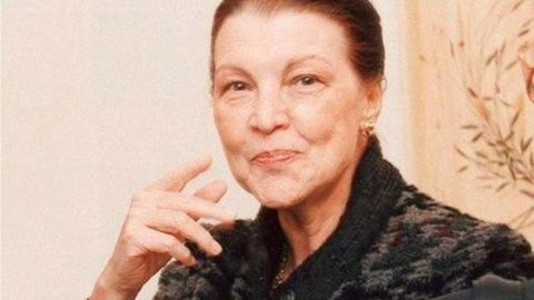 Yunanistan'ın First Lady'si Amalia Megapanou hayatını kaybetti