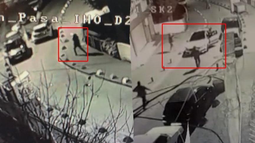 İstanbul'un göbeğinde çete savaşları... Şoke eden görüntüler