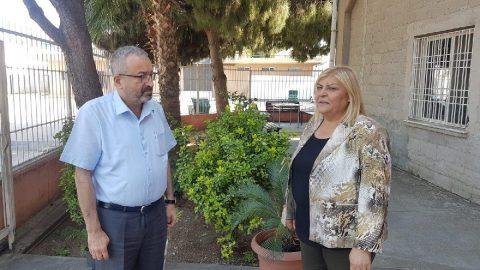 Belediye Başkanı Hülya Erdem işsizliğe de çözüm arıyor