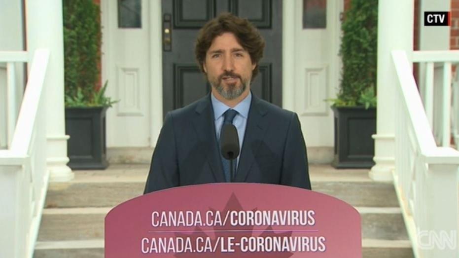 Kanada başbakanından George Floyd yorumu: ABD'de yaşananlara böyle tepki verdi