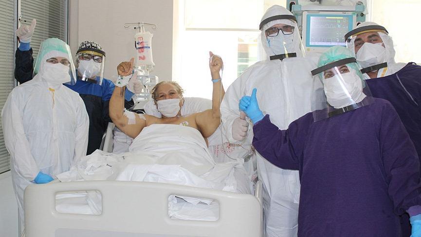Corona hastası: Kendimi çok yalnız hissetmiştim meğer...