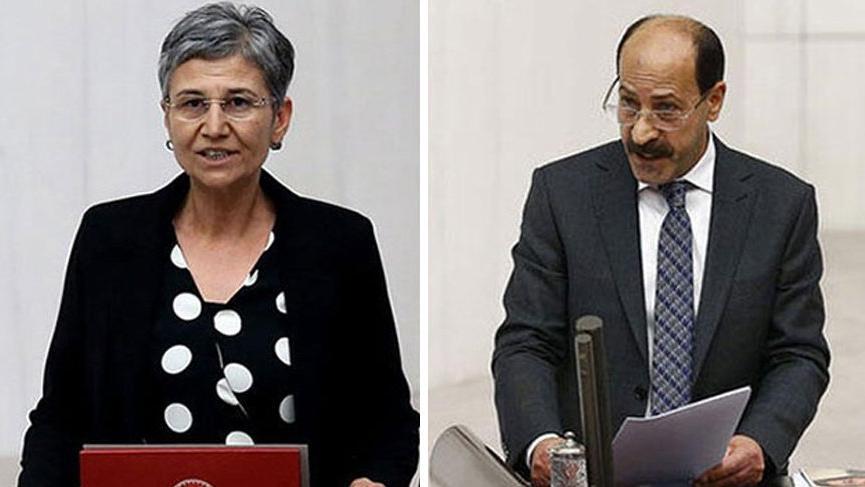 Son dakika... Gözaltına alınan HDP'li Musa Farisoğulları ve Leyla Güven tutuklandı!