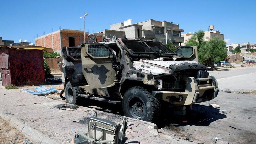 Libya'da flaş gelişme: Hafter çekiliyor