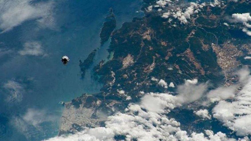 NASA'nın Instagram hesabında Antalya'nın Demre ilçesi paylaşıldı