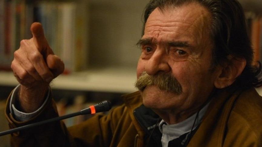 Felsefeci ve şair Oruç Aruoba bugün son yolculuğuna uğurlanıyor