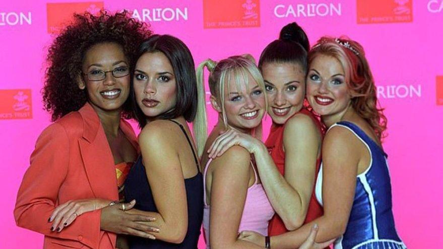 Victoria Beckham Spice Girls ile konsere çıkmadan 1 milyon pound kazandı