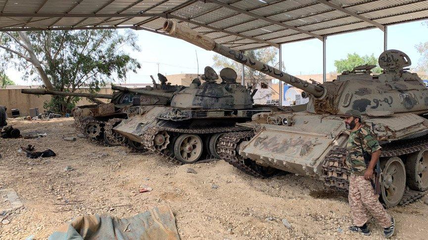 Libya'da son durum: ABD'den açıklama geldi