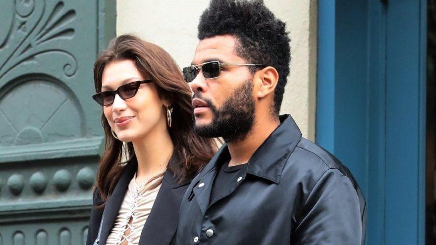 Bella Hadid ile The Weeknd çiftinin tekrar barıştığı iddia edildi