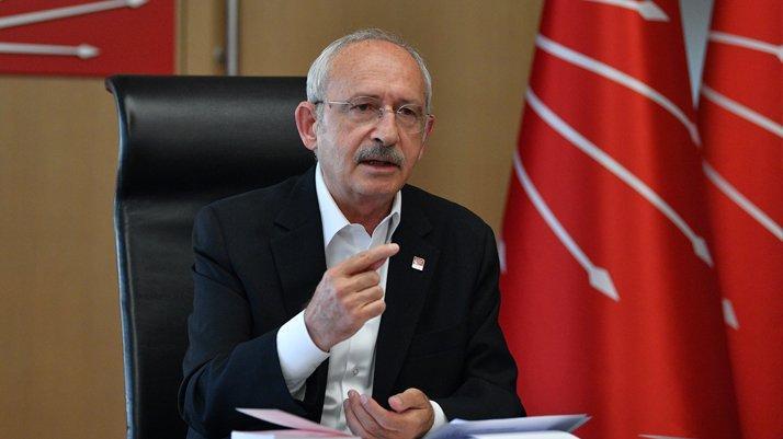 Kılıçdaroğlu'dan 'Enis Berberoğlu' açıklaması