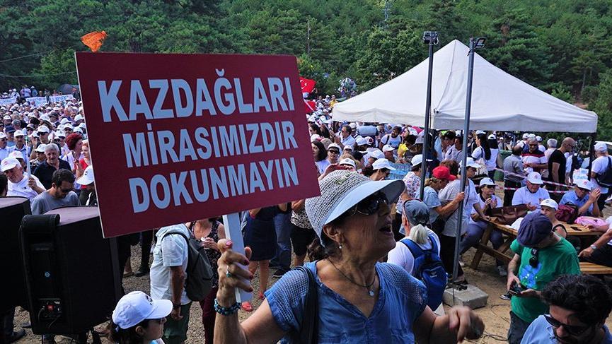 Türk Tabipleri Birliği: Pandemi sürecinde sermaye çevreleri tarihi ve doğal kaynaklara saldırdı
