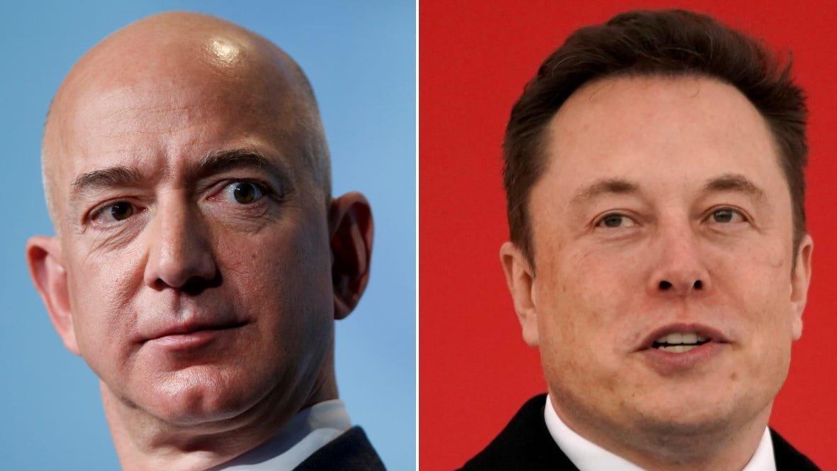 Musk: Amazon'la yolları ayırma zamanı geldi