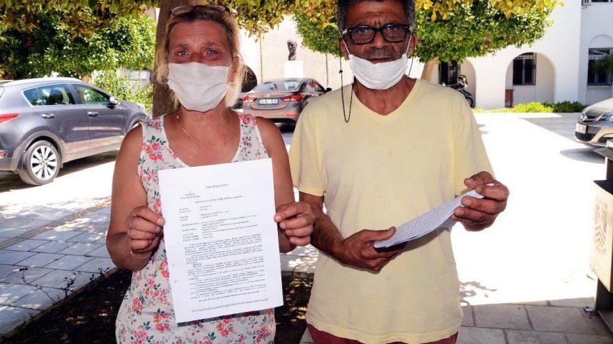 Ünlü tatil bölgesinde bir acayip pansiyon kavgası