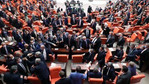 CHP'li Altay: Talimat alıyorsunuz, yazıklar olsun! AKP'li vekil: Seve seve talimat alırız