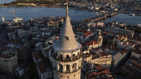 Bakan Ersoy'dan Galata Kulesi açıklaması