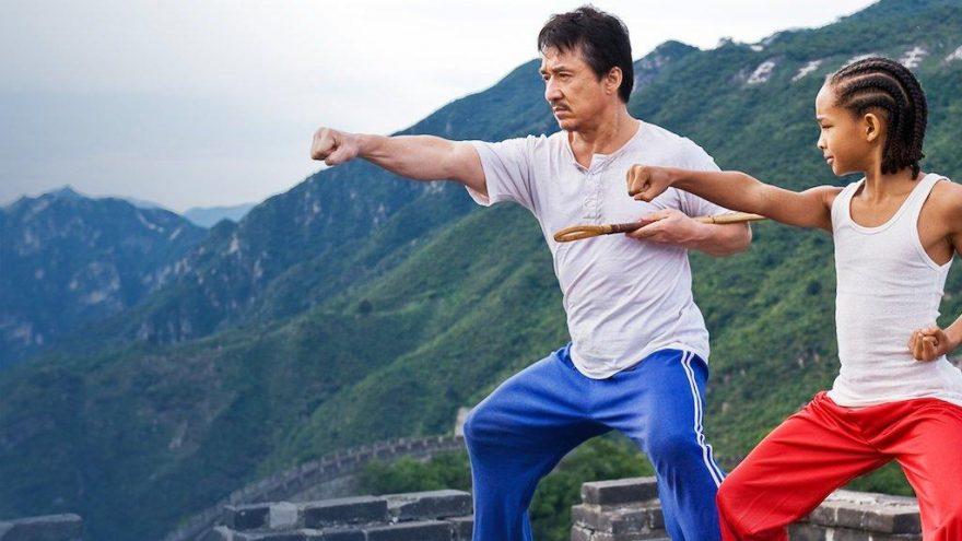 Karate Kid filminin konusu ne? Karate Kid oyuncuları kimler?
