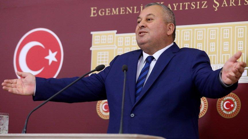 MHP'li Enginyurt'tan büst tepkisi: Cumhur İttifakı zarar görmesin diye sustum!