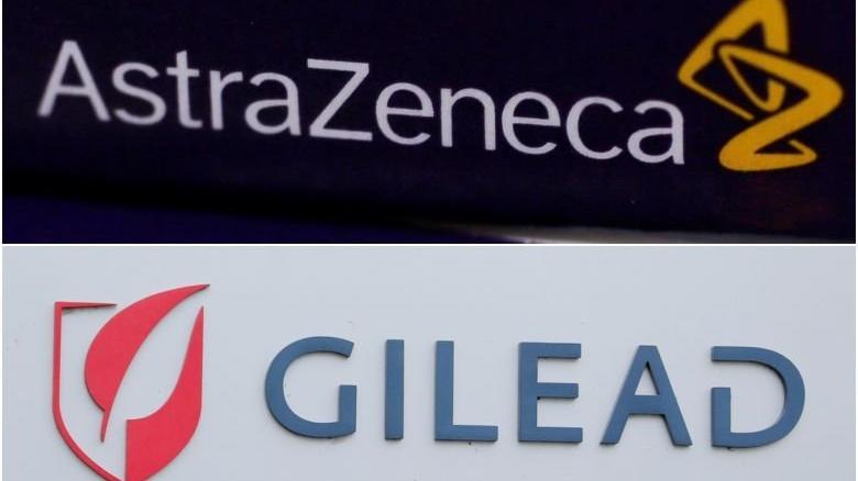 İlaçta İngiliz AstraZeneca ile ABD'li Gilead birleşebilir