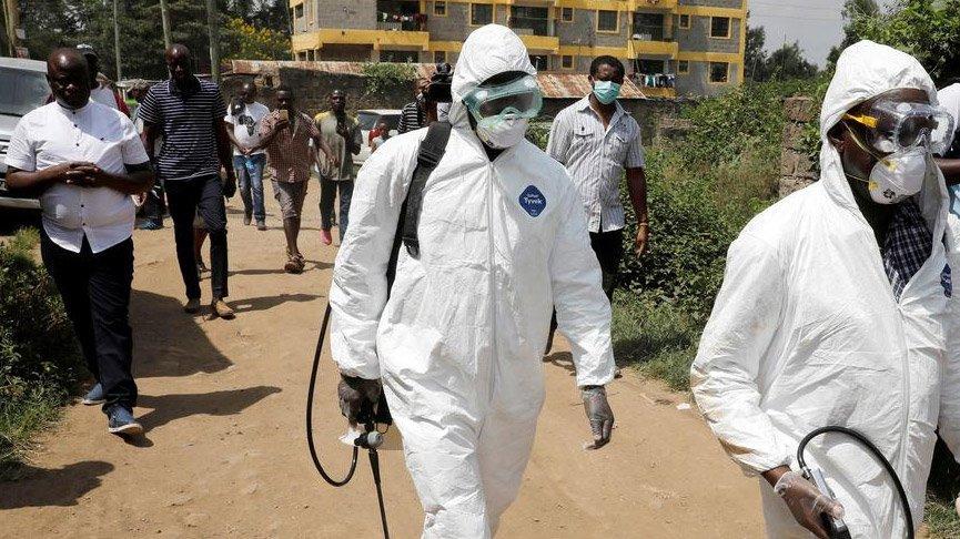 Devlet başkanı duyurdu: Dualarla corona virüsünü yendik!