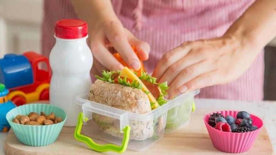Beslenme çantası için fikirler ve tarifler…