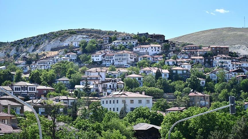 UNESCO Kültür Mirası Geçici Listesi'ne giren Beypazarı turizme hazır