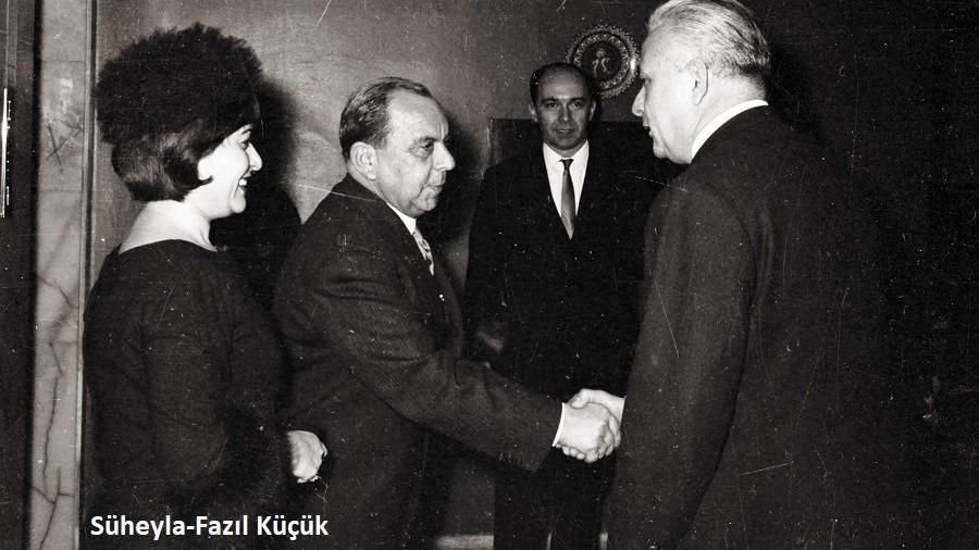 KKTC'nin ilk 'first lady'si hayatını kaybetti