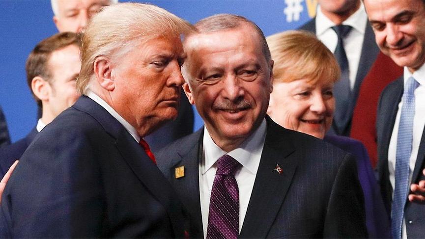 Son dakika... Erdoğan ile Trump arasında kritik görüşme!