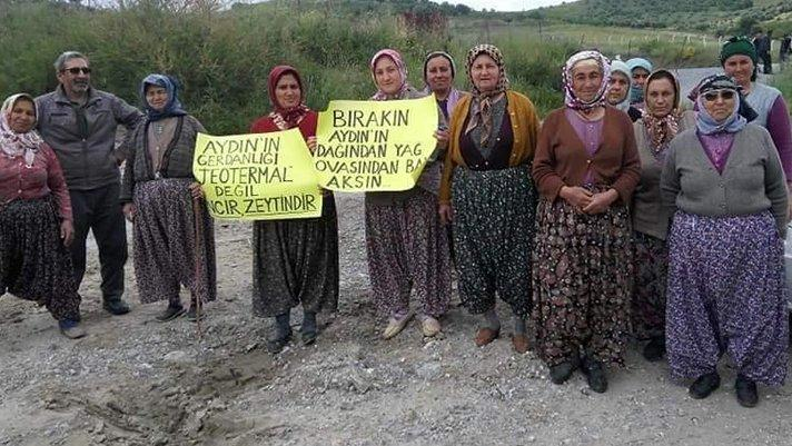 JES'e direnen köylülere 3 bin 150'şer lira sosyal mesafe cezası