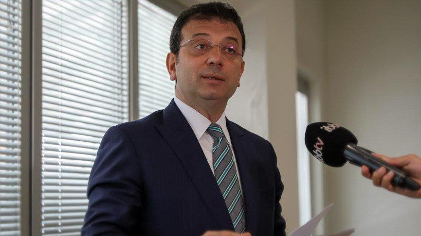 İmamoğlu Bakan Kurum'a seslendi: 11 aylık yönetimi suçlamak yerine iş birliği yapın