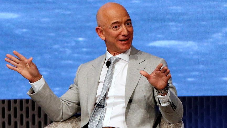 Jeff Bezos yine 150 milyar dolarlık adam oldu