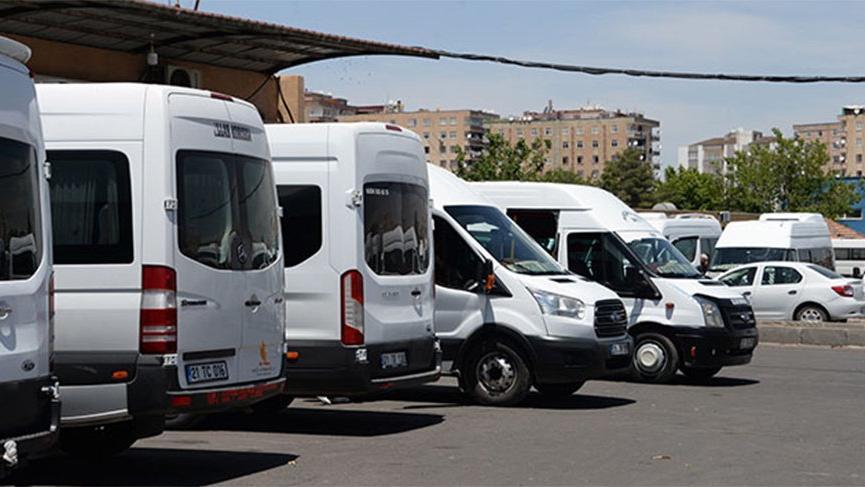 10 minibüs sürücüsü coronaya yakalandı! Taşıdıkları yolcular aranıyor