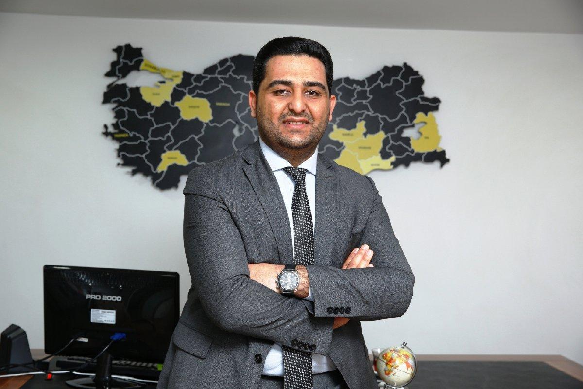 Otomerkezi CEO'su Muhammed Ali Karakaş
