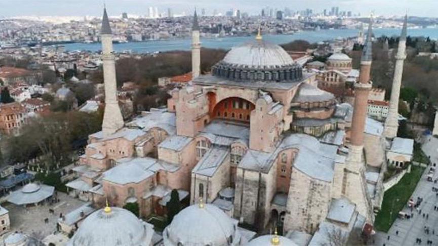 Son dakika... AKP, TBMM'deki oylamada Ayasofya'nın ibadete açılmasını reddetti!