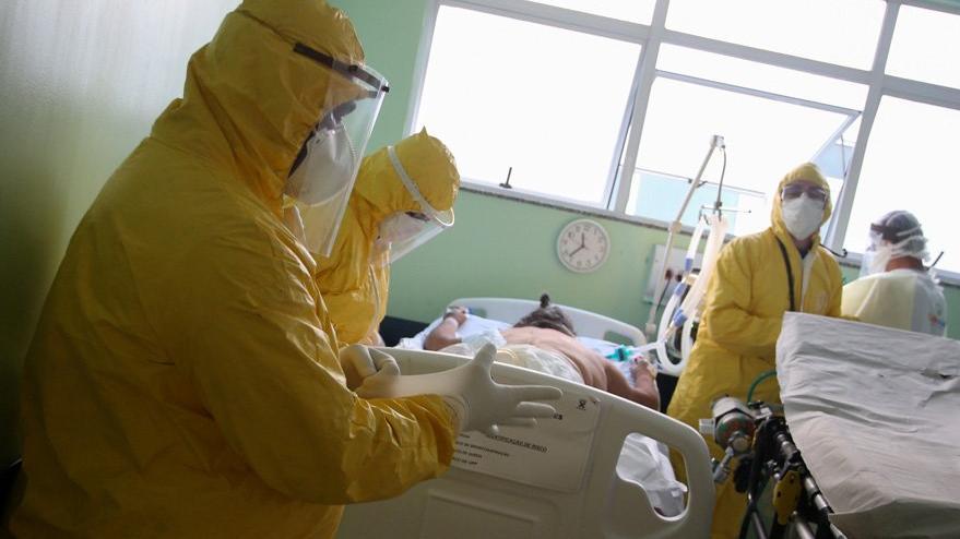 Brezilya'da corona virüsü skandalı: Ölü sayısını bilerek düşürdüler