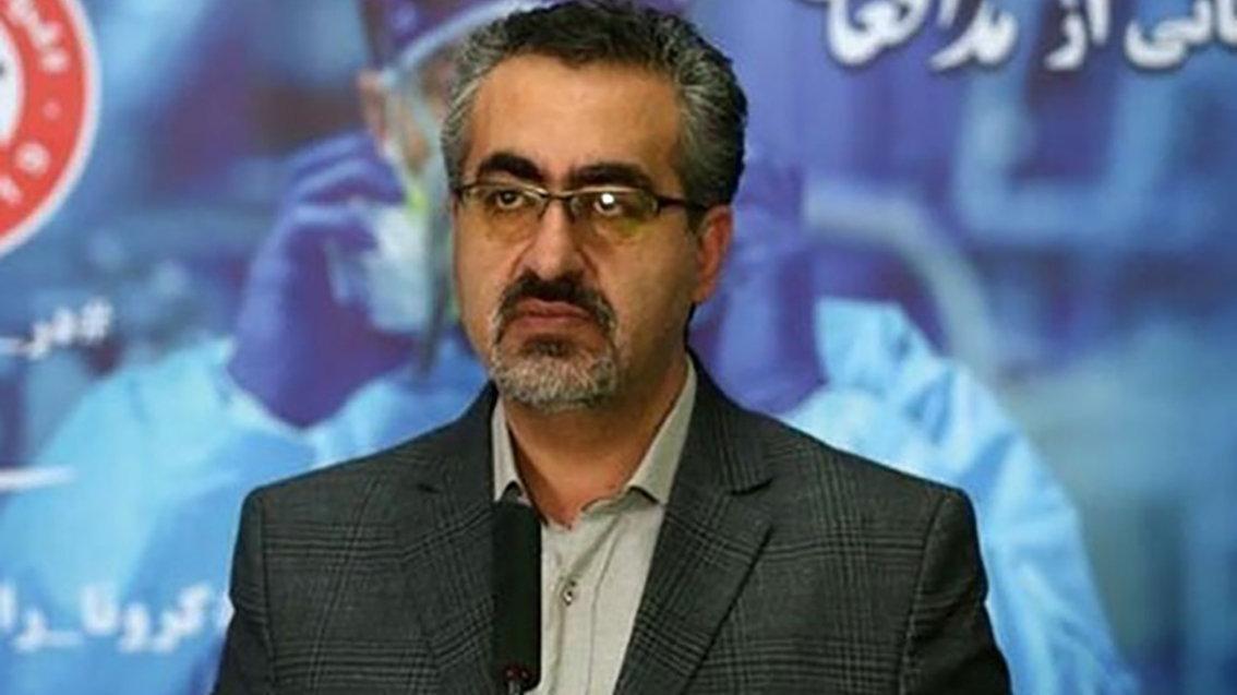 'Acı bir şaka' sözüyle gündem olmuştu... İran Sağlık Bakanlığı Sözcüsü görevden alındı