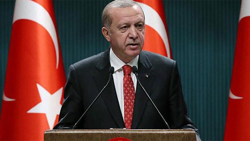 Son dakika... Cumhurbaşkanı Erdoğan yeni kararları açıkladı