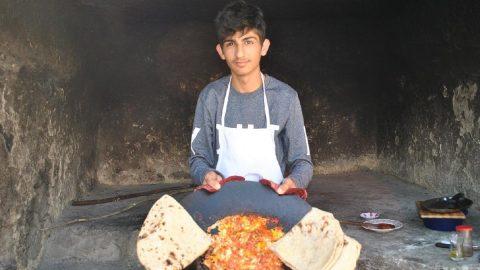 Köy evinde yaptığı yemeklerle fenomen olan Taha Duymaz: Hukuki işlem başlatacağım