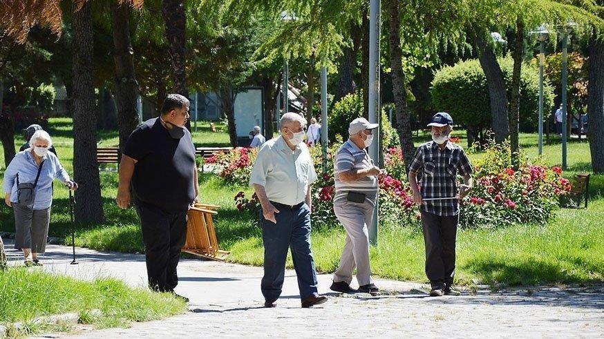 65 yaş ve üzeri hangi saatlerde sokağa çıkabilecek?