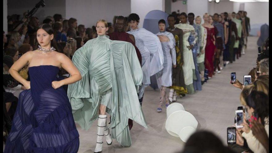 Londra Moda Haftası dijital takvimini açıklandı