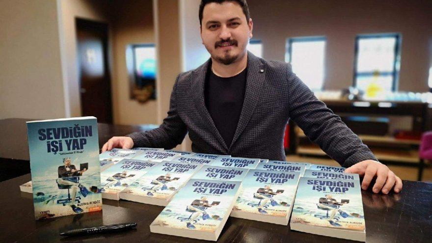 Yazar Mustafa Açıkgöz'den girişimcilere tavsiyeler