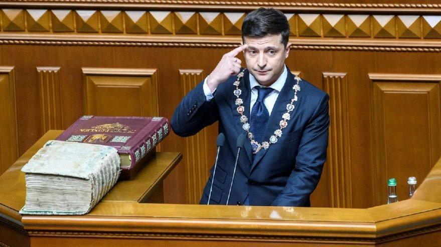 Corona karantinasını ihlal eden Ukrayna liderine para cezası!