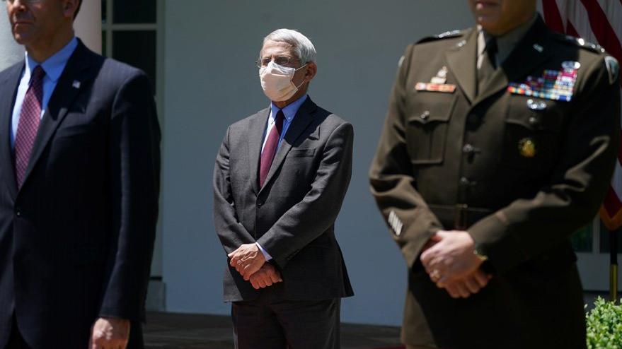 Dr. Fauci, DSÖ'ye verdi veriştirdi: Corona açıklamalarına sert tepki